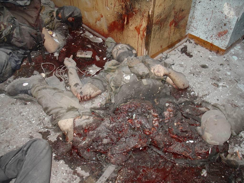 фото убитых в беслане боевиков